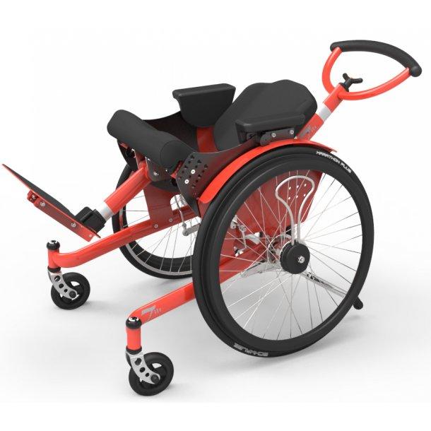 Kørestol med tilt Kiddo Tilt