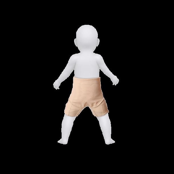 DMO Soveshorts (ADduktion = samlebukser) støtter slappe muskler